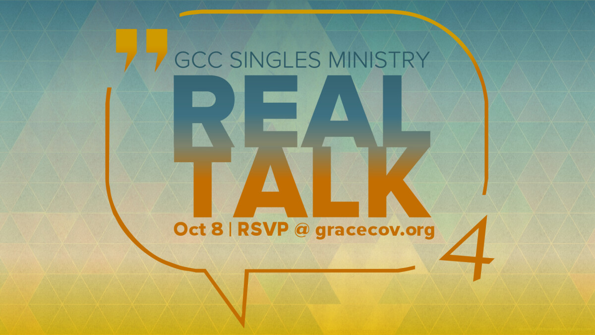 Singles group word of grace Ministries, Grace Community Church