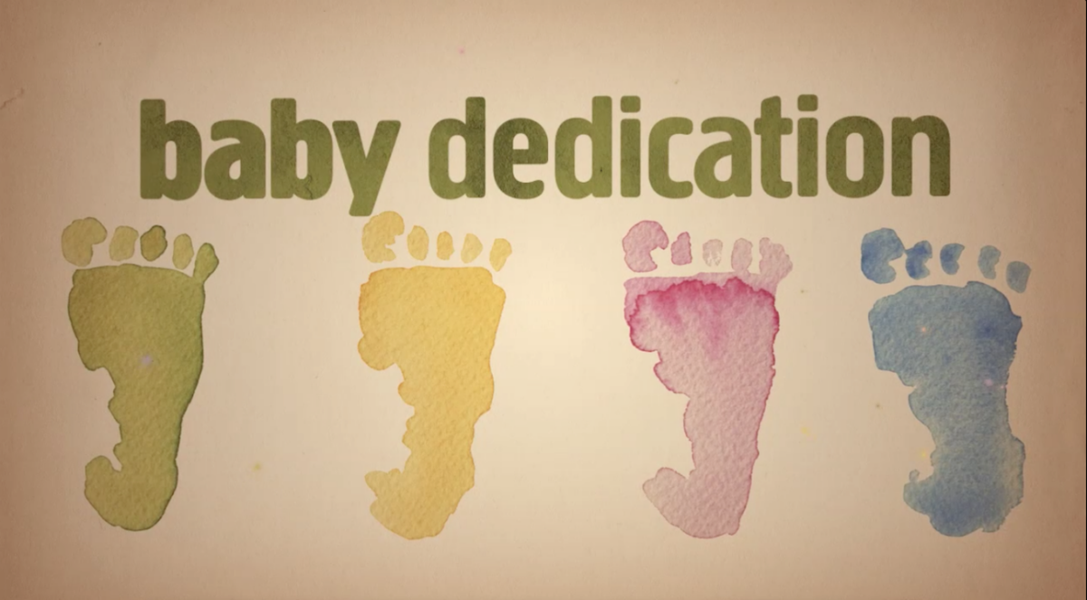 Baby Dedication Class (Sterling)