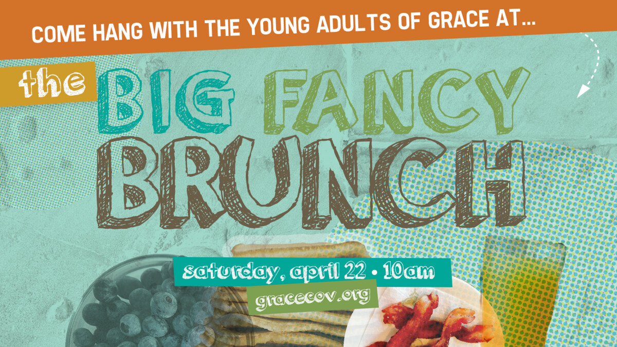 Young Adults' Big Fancy Brunch