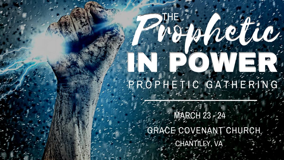 2018 prophetic gathering grace covenant church