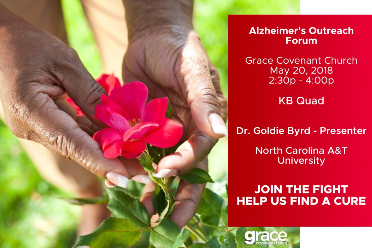 Alzheimer's Outreach Forum