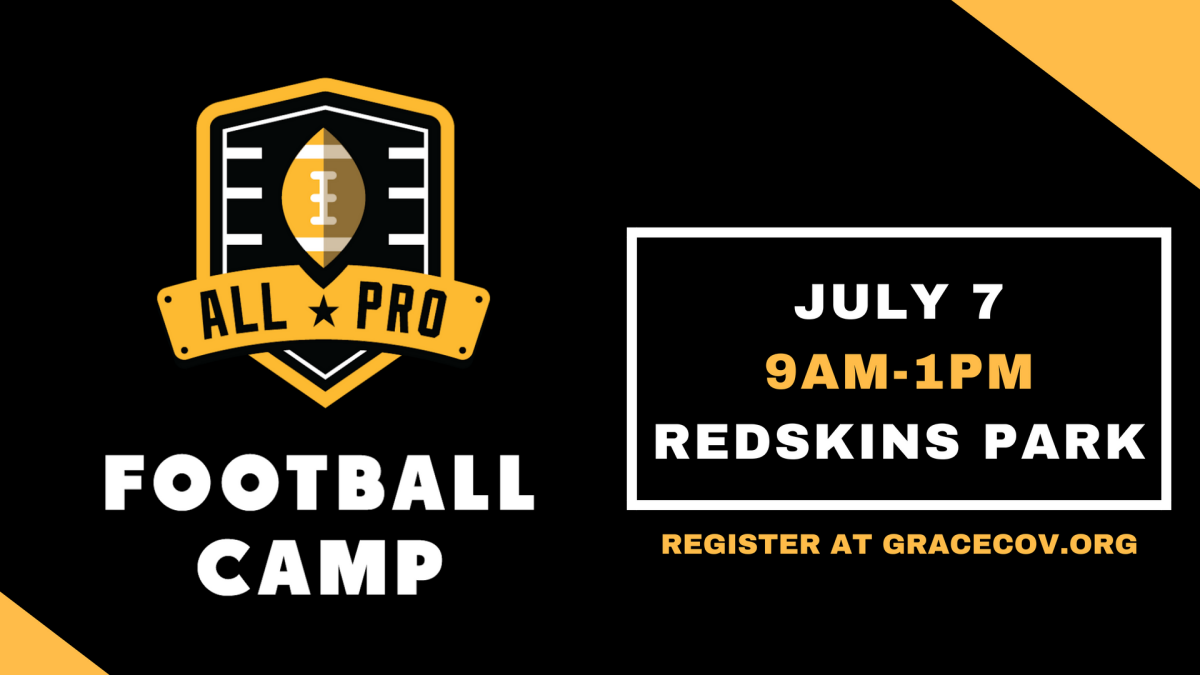 2018 All Pro Football Camp at Redskins Park