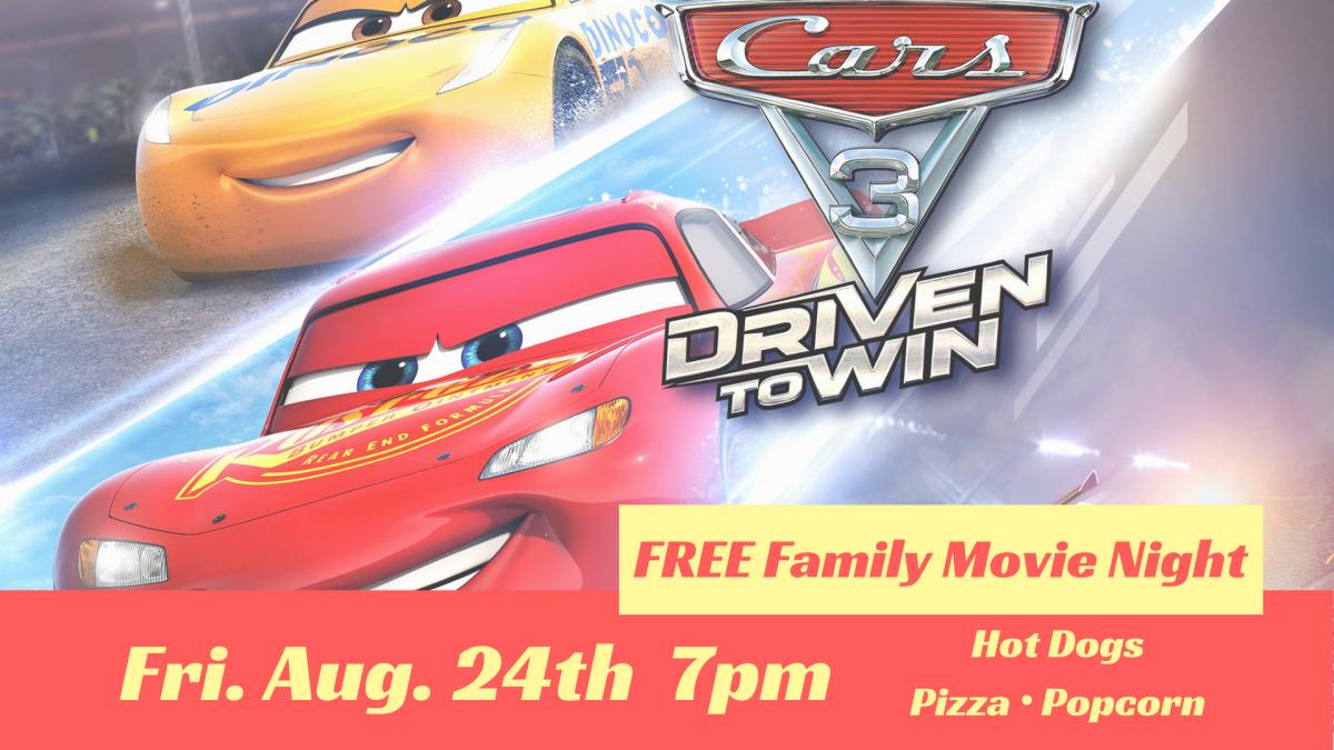 Outdoor Family Movie Night!