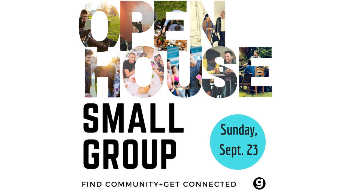 Small Group Open House (Chantilly)
