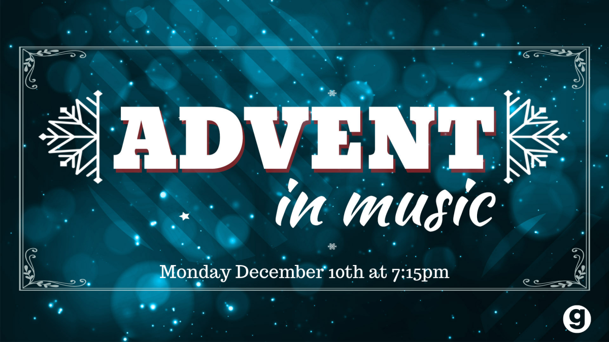 Advent in Music