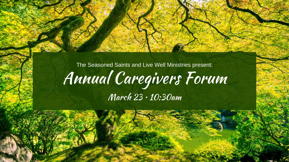 Annual Caregivers Forum