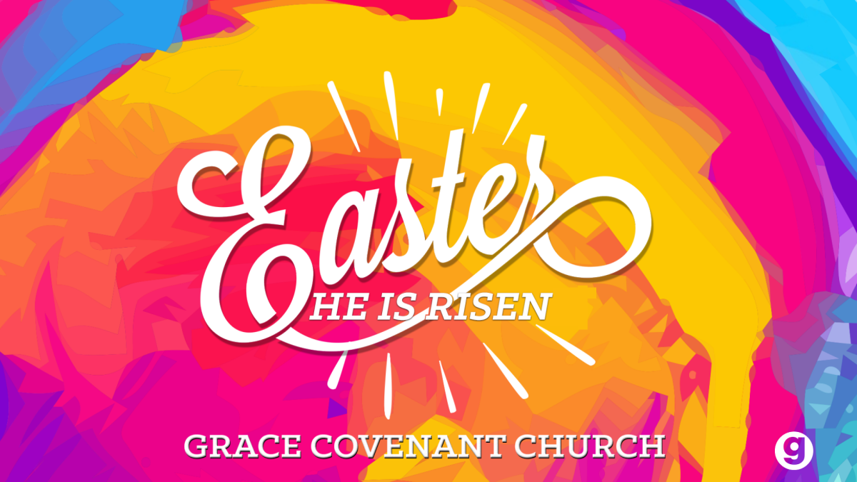 12:30pm Easter Service!
