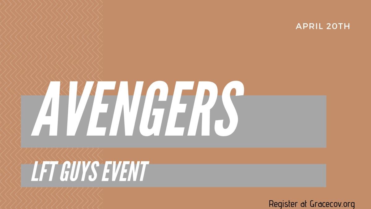 Avengers-LFT Guys