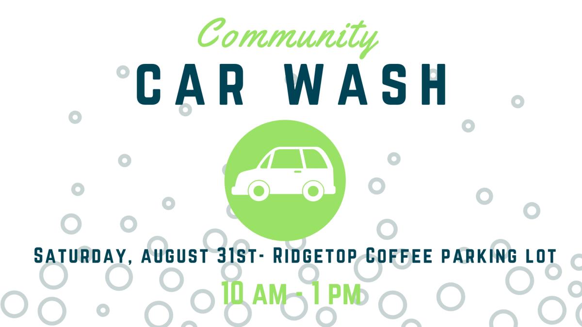 Community Car Wash!