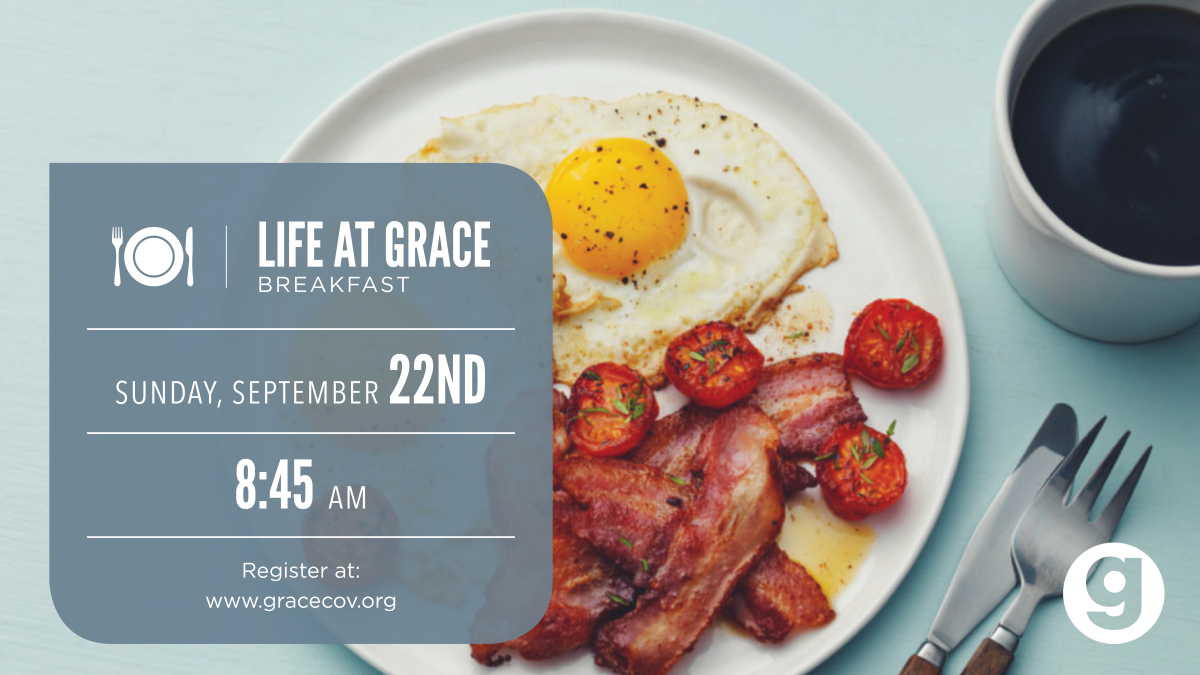 Life @ Grace Breakfast