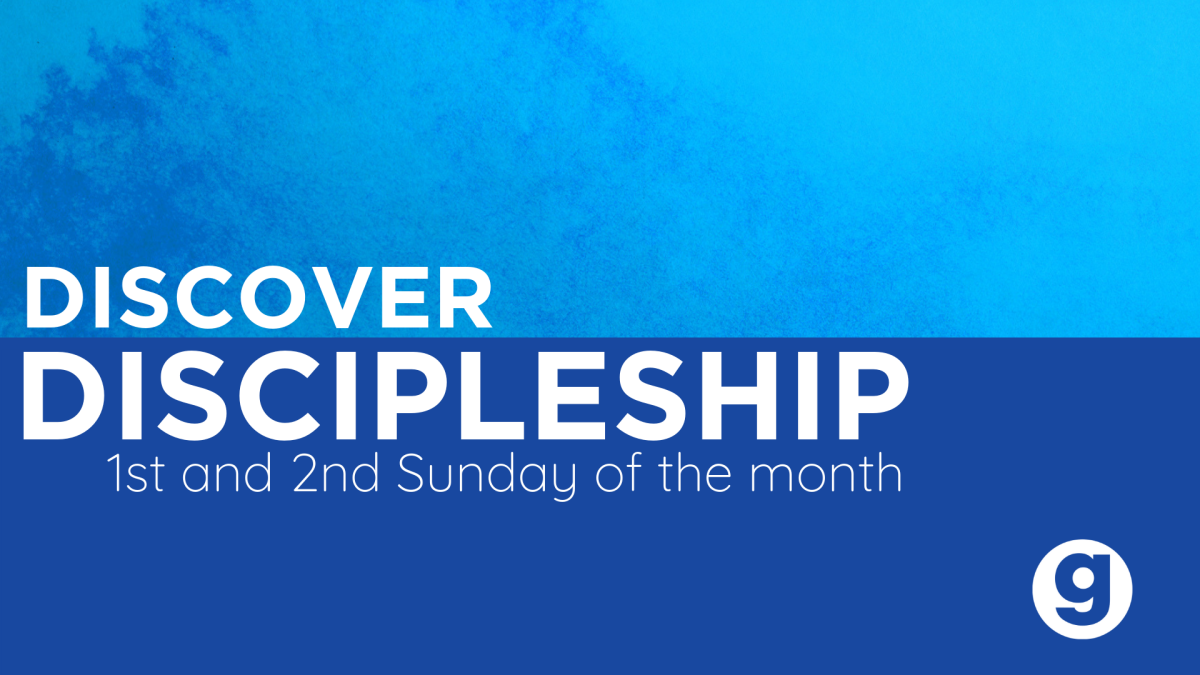 Discover Discipleship