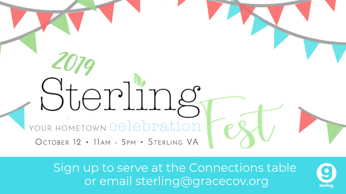 SterlingFest Community Outreach