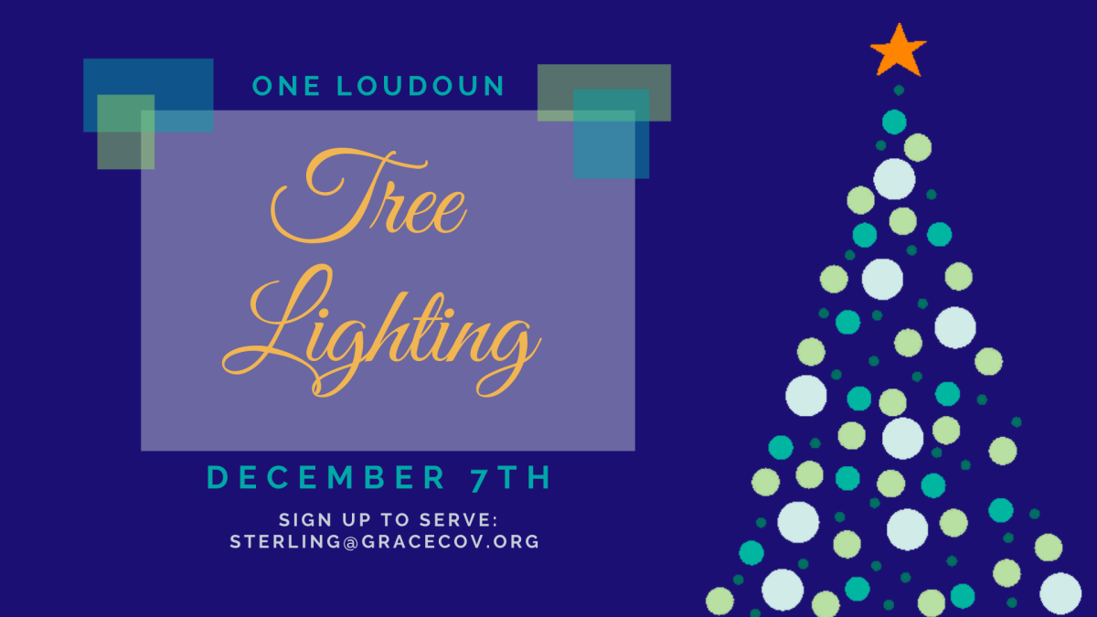 One Loudoun Tree Lighting Outreach