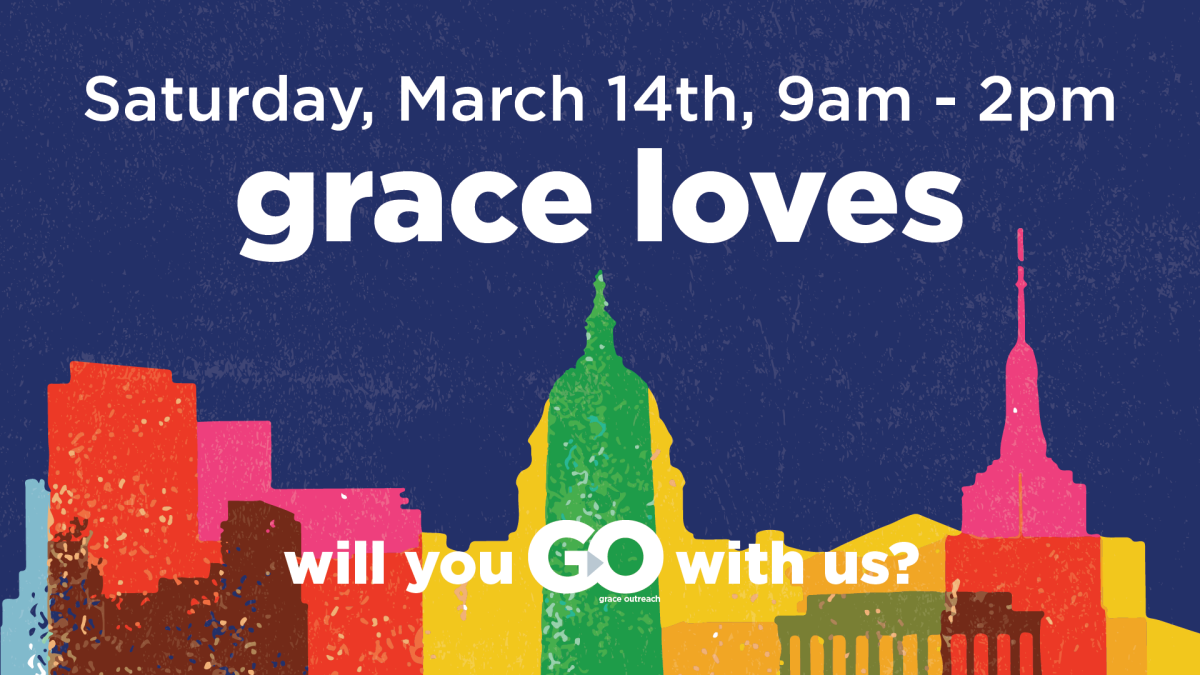 Grace Loves: One Day of Service