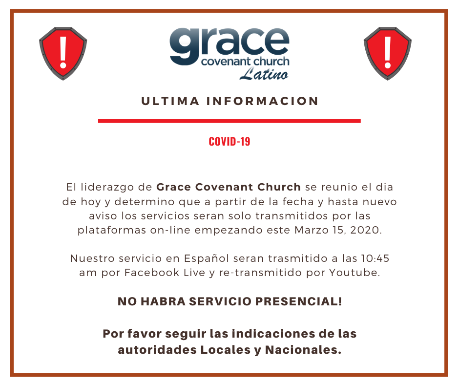 Servicio Cancelado - Spanish