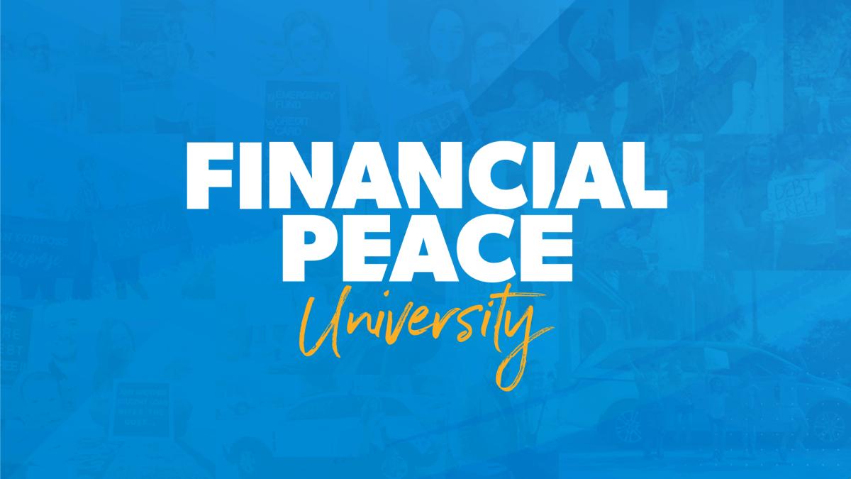 Financial Peace University (Virtual)