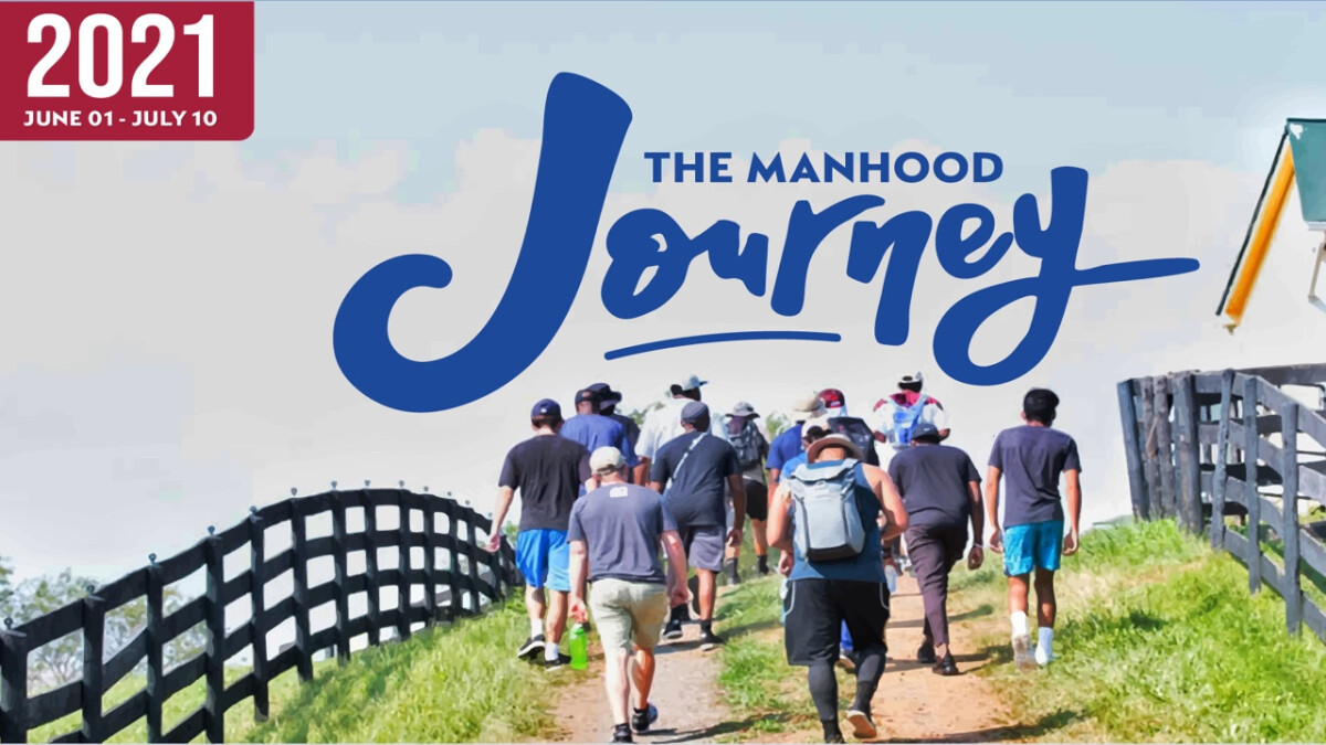 Manhood Journey 2021