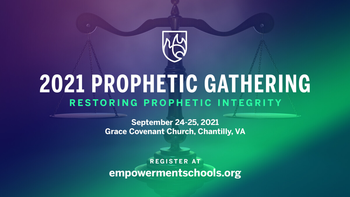 2021 Every Nation Prophetic Gathering