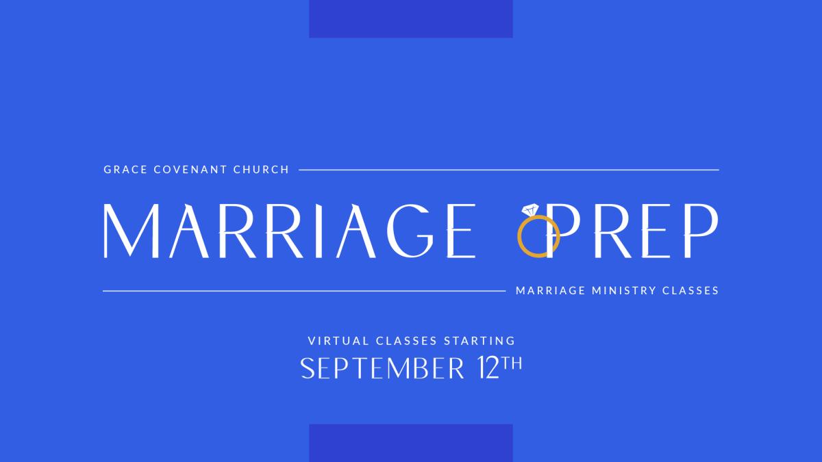 Marriage Prep