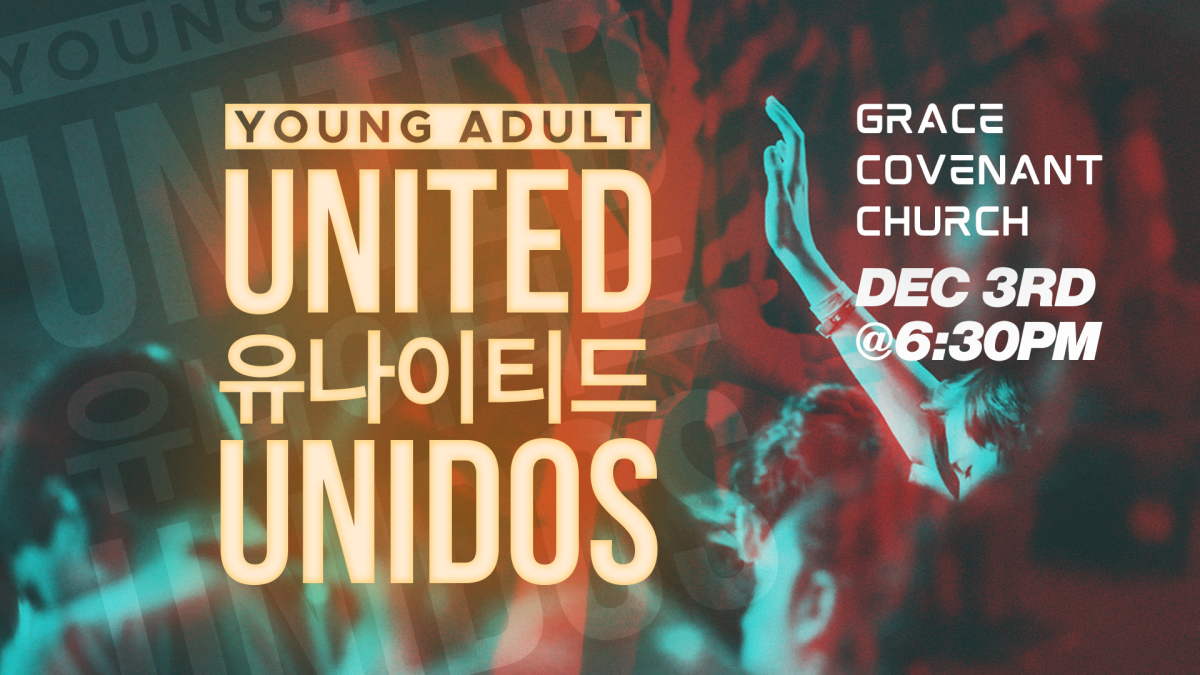 GRACE YOUNG ADULT UNITED!